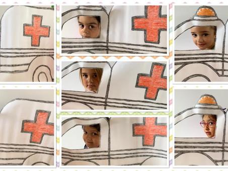 Proxecto Emerxencias 112 en infantil