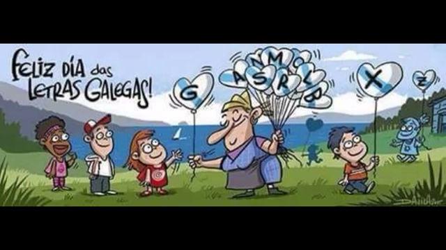 Día das Letras Galegas 2.020