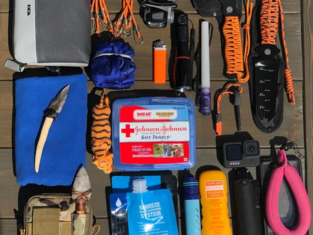 What's in Your Go Bag? Pt II