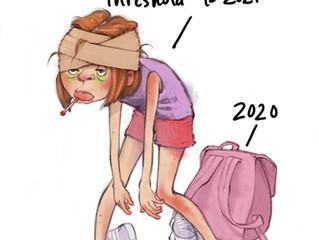 My 2020 Bucket Runneth O'er