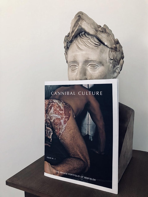CANNIBAL CULTURE Issue No.1