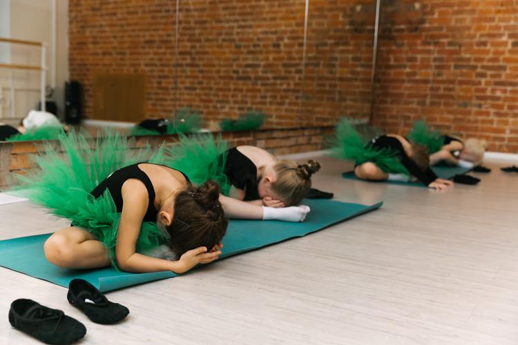 хореография у дошкольников