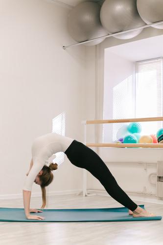 элемент упражнения программы Intensive