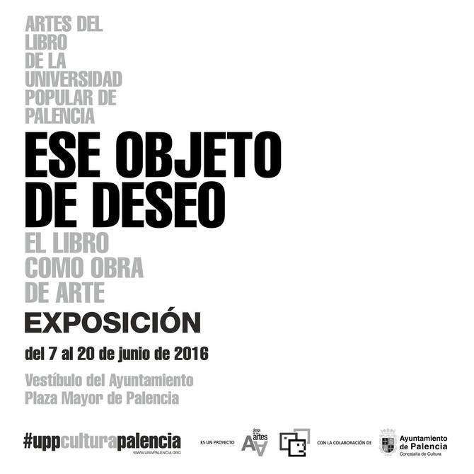 Exposición Artes del Libro 2016