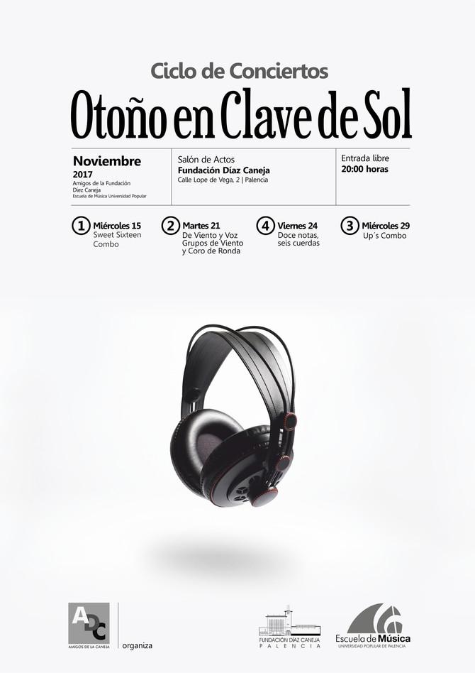Escuela de Música UPP en la Fundación Díaz Caneja