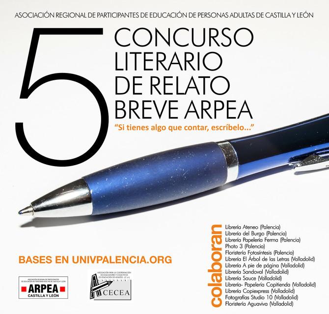 Concurso Literario ARPEA