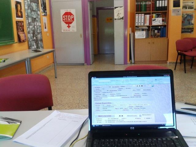 Comienzo de las Matriculaciones 2014_2015