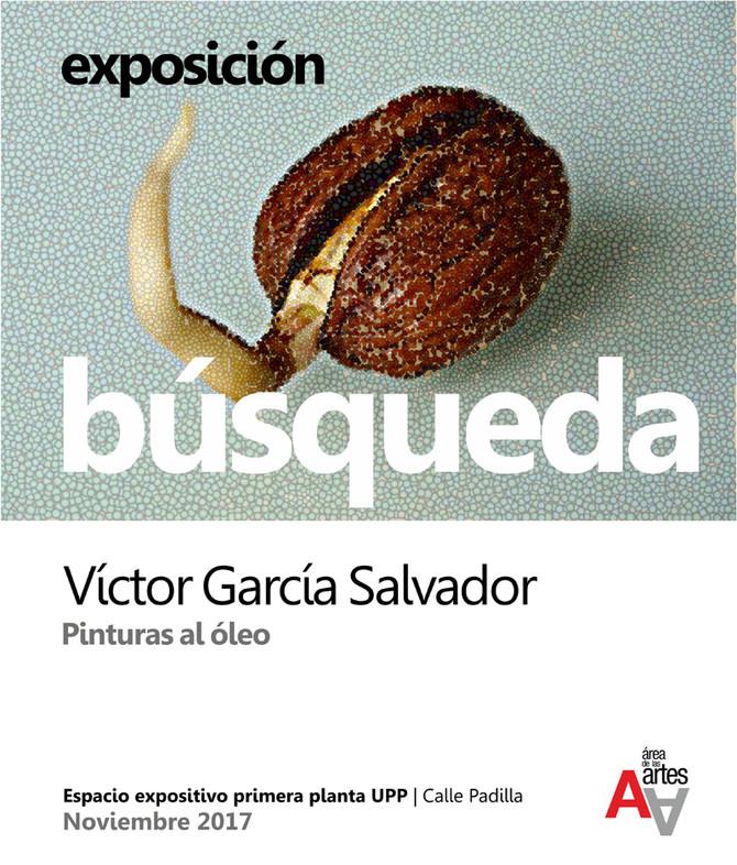 Exposición Pintura | Víctor García Salvador