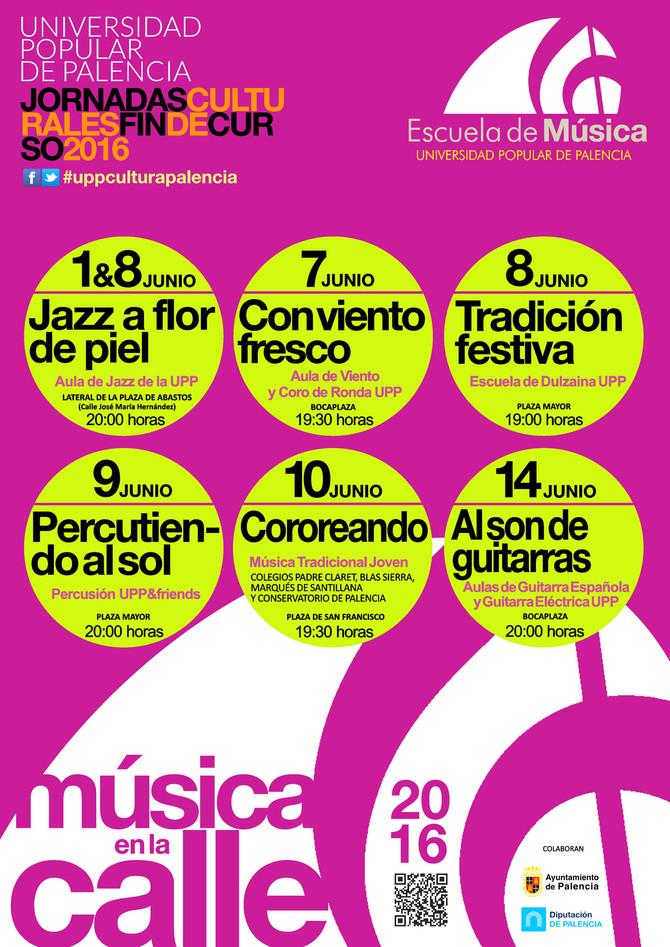 Música en la Calle 2016