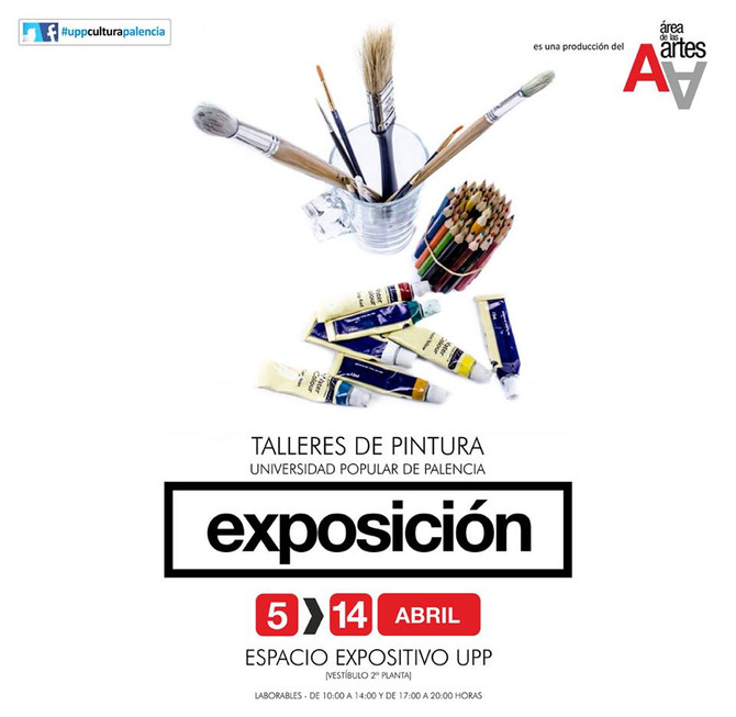 Exposición de Pintura de los Talleres UPP