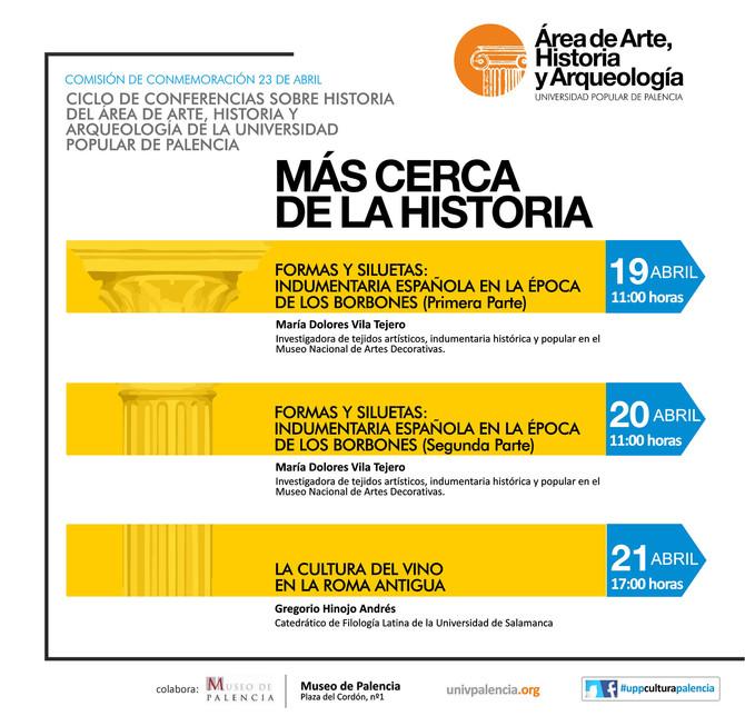 Ciclo de Conferencias en el Museo Arqueológico
