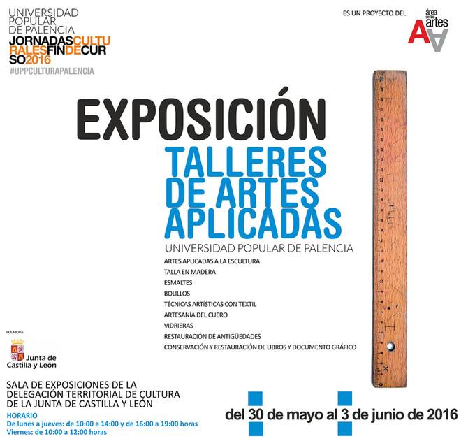 Exposición de los Talleres de Artes Aplicadas