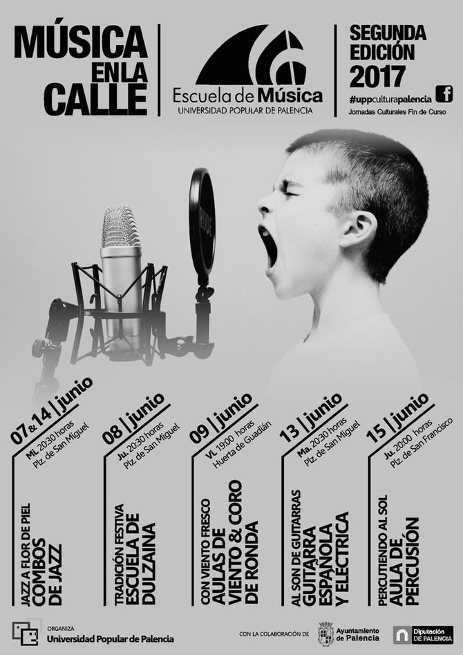 Música en la Calle 2017