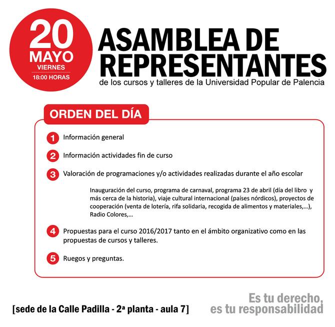 Asamblea de Representantes (20 de Mayo)
