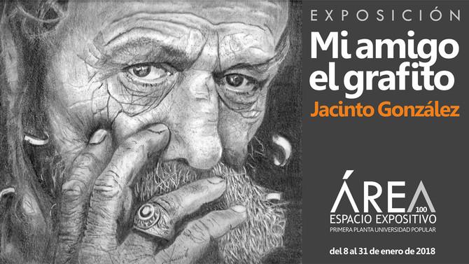 Exposición en AREA100