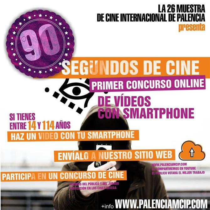 Concurso de Microcortos con Smartphone 26MCIP