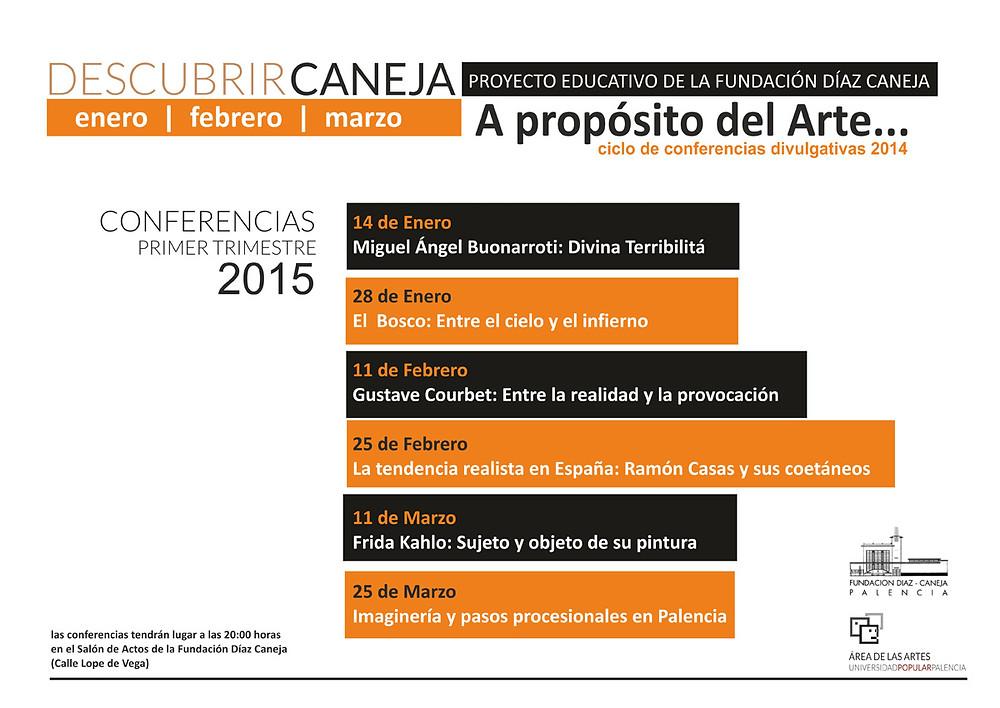 Cartel conferencias Caneja 2015.jpg