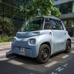 Voiture sans permis: vitesse max, Citroën AMI, on vous dit tout !