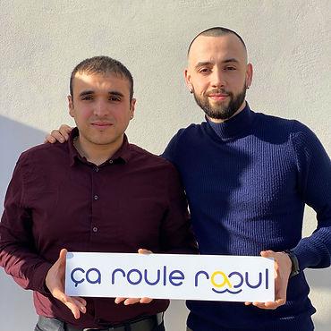 Les fondateurs_Ca Roule Raoul