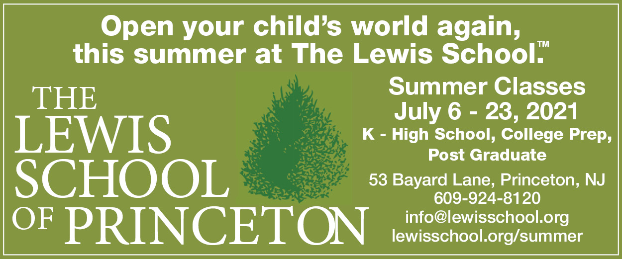 03-21 Lewis School of Princeton Web Ad -