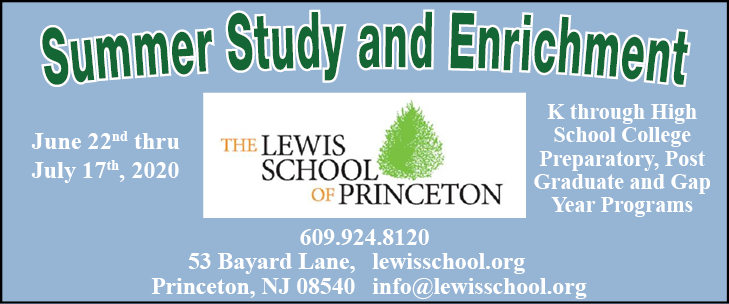 03-20 Lewis School of Princeton Web Ad -