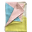 Thumbnail: SYLT Bw-Decke 'Dreiecke', Pastell