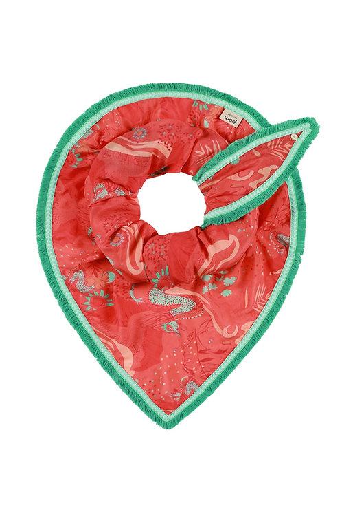 'Full of Luck Cherry' by Katja, Schal