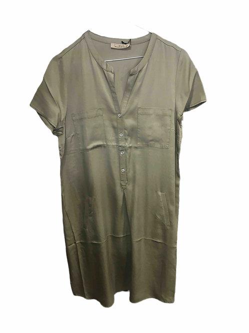 Kleid, Light Olive