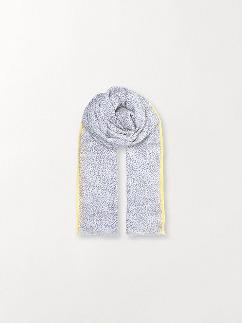 'Inky Dots Scarf' Schal, Lavender