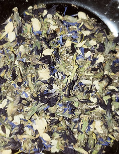 Blue Magic Bath Tea