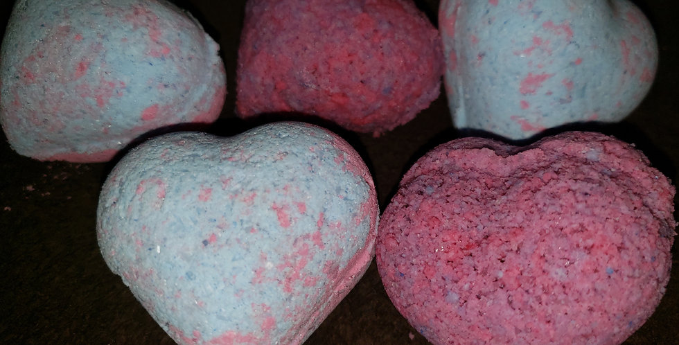 Seduction Bath Bombs
