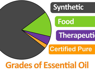 Are all Essential Oils created equally?