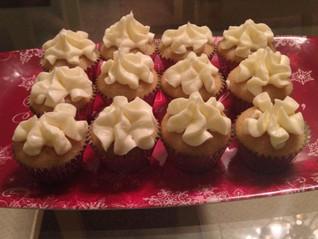 Wild Orange Cupcakes
