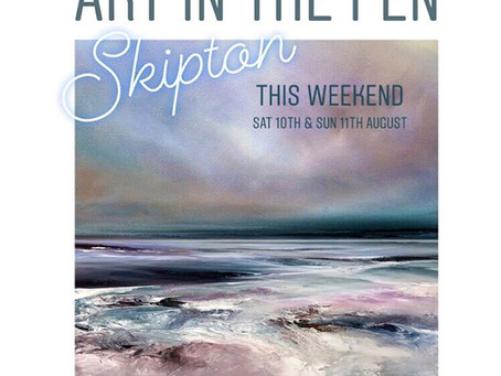 Art in the Pen Skipton 2019