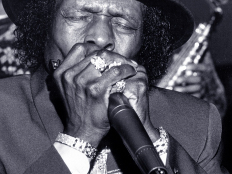 Chasing Legendary Blues Pioneer Junior Wells: Episode 10 airs Friday, Nov 26
