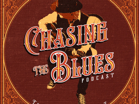 Chasing the Blues Launches Season 2 with Special Guest James Montgomery