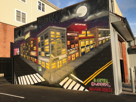 WSNA Launches Petition to Save Neighborhood Wall Art