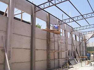 Construção Supermercado Chimar