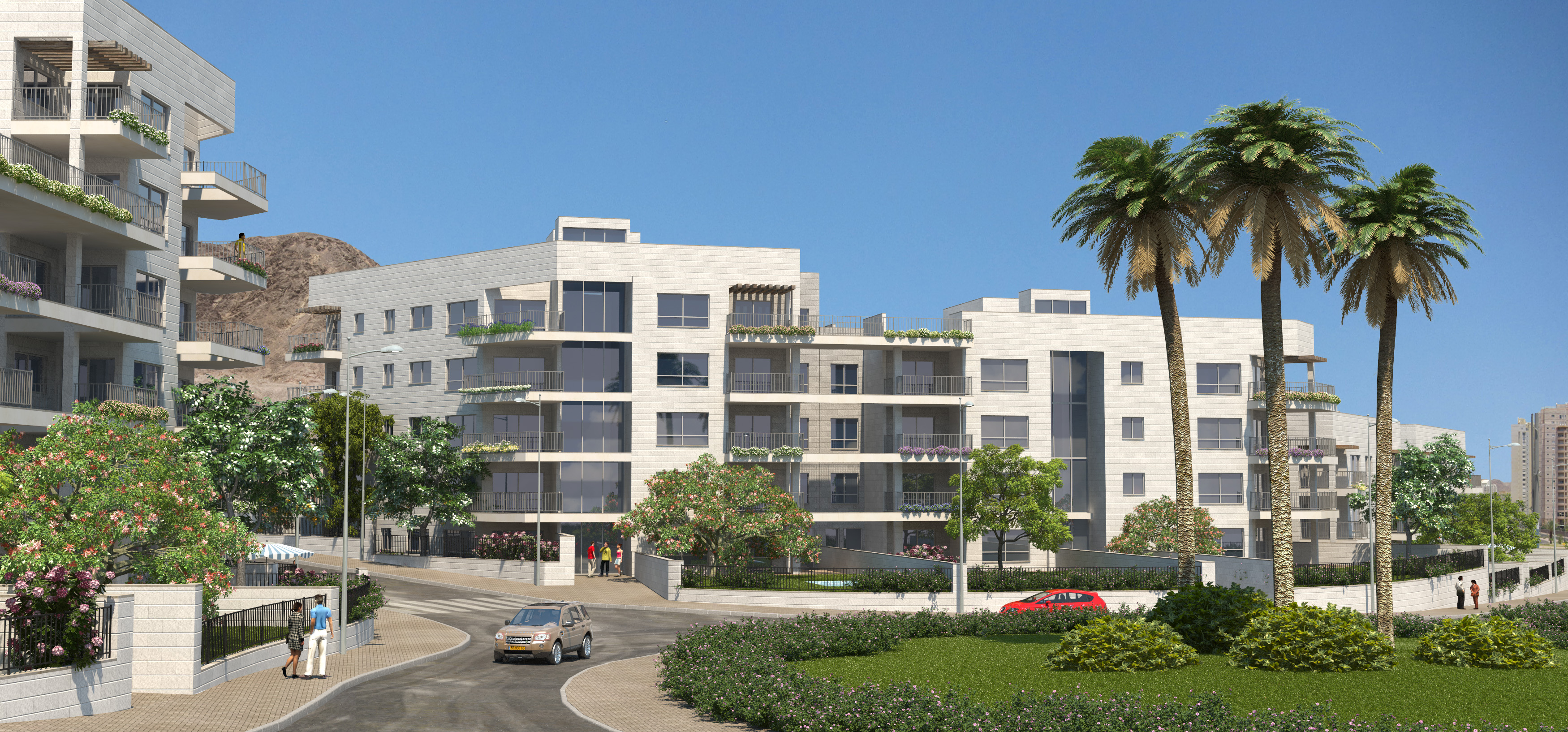 S. Noufi - Residential complex