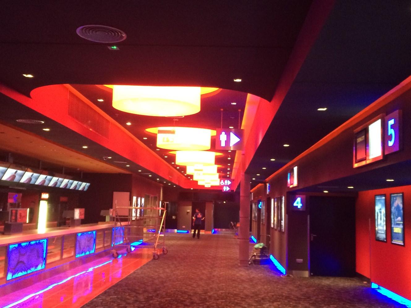 Cinema City Multisala cinema cnia 19