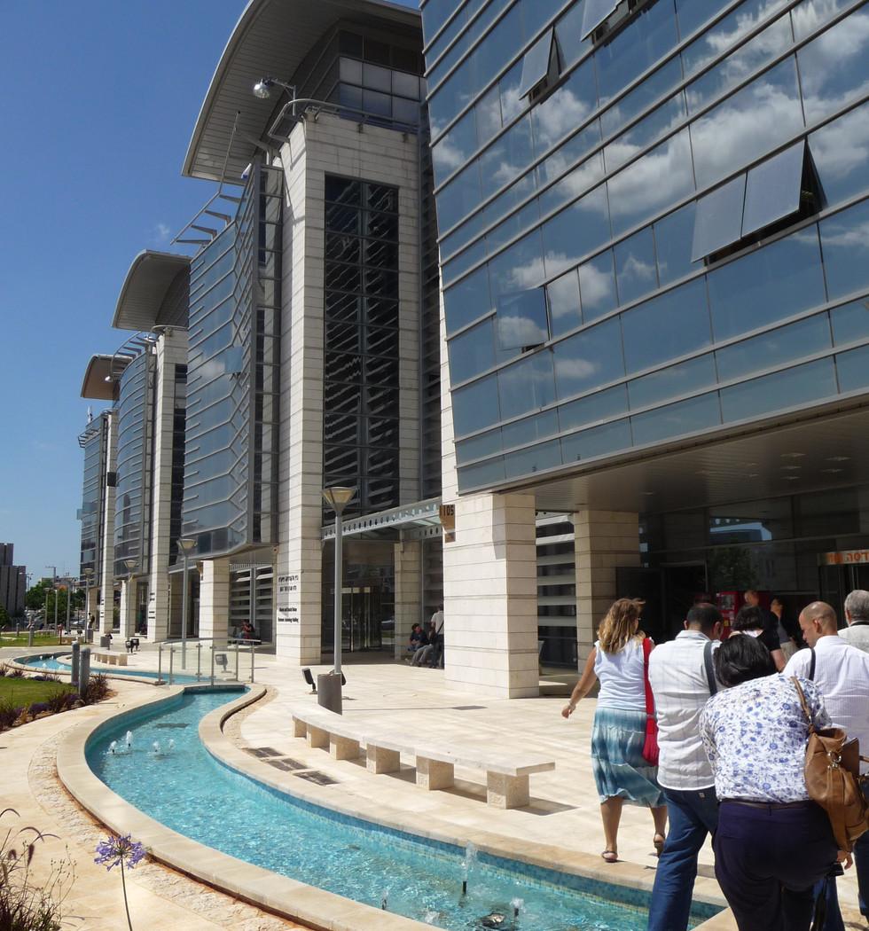 Bar Ilan University - School of Engineer