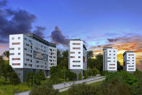 Student dormitories, heTechnion – Israel Institute of Technology