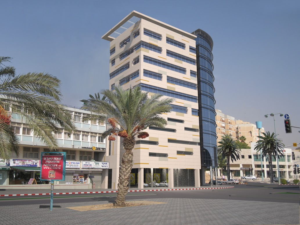 Carasso office building