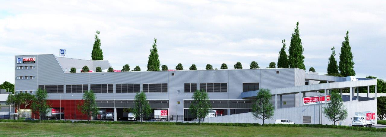 Isuzu maintenance center