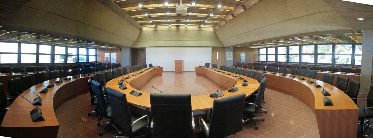 Technion - Senate Hall
