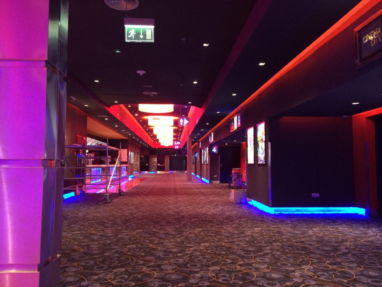 Cinema City Multisalati - Romania 11