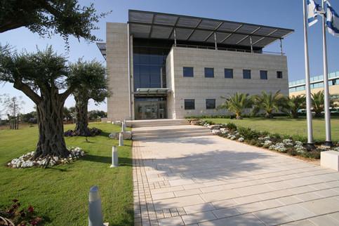 Villar buildings, Caesarea