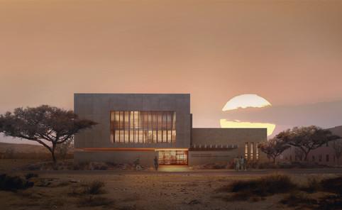 The David Ben-Gurion Institute, Sde Boker, Ben-Gurion University