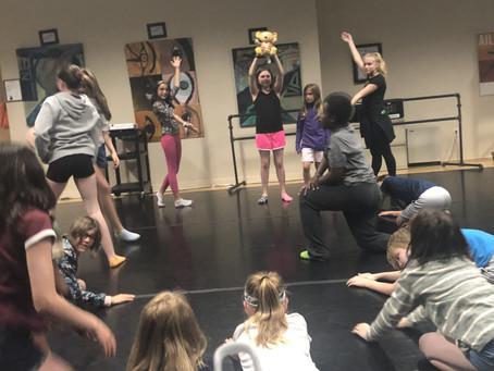 """OSHKids Summer Workshop: """"Broadway Bound!"""""""