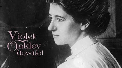 Violet Oakley Unveiled